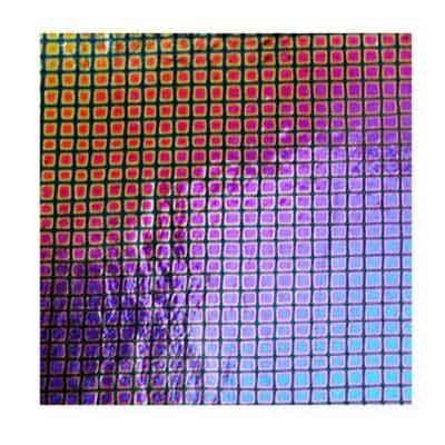 90 Square 2 Dichroic on Thin Glass